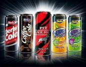 ДЕРБИ / DERBY - Продукти - Газирани и енергийни напитки - кен