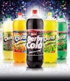 ДЕРБИ / DERBY - Продукти - Газирани безалкохолни напитки DERBY
